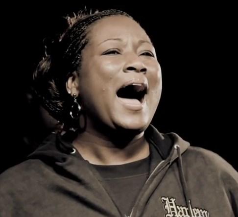 Harlem Gospel Choir Sings Amazing Grace, POWERFUL!!